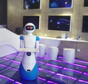 硅智携手未来烤宴打造科幻用餐体验