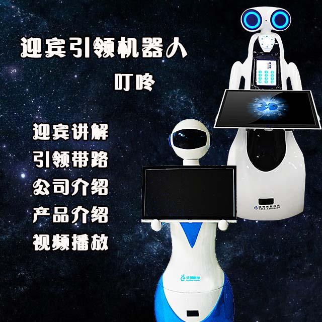 迎宾引领机器人